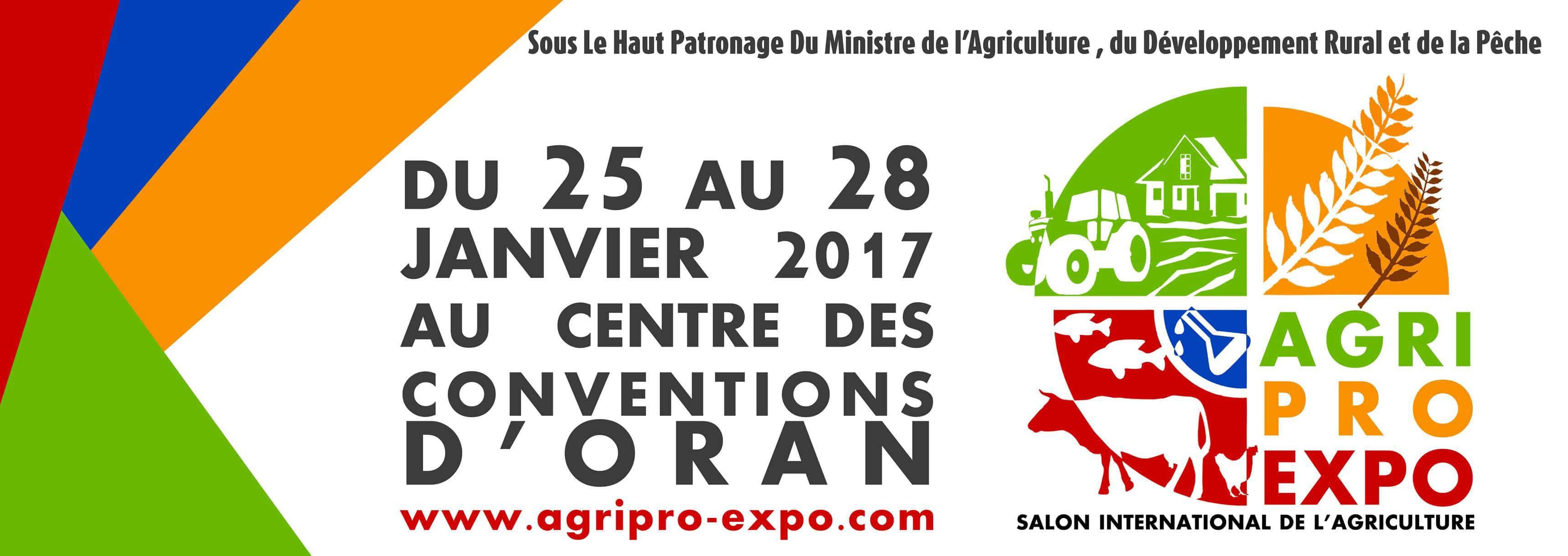 Salon international de l agriculture d oran centre de conventions d 39 oran - Salon de l agriculture place ...